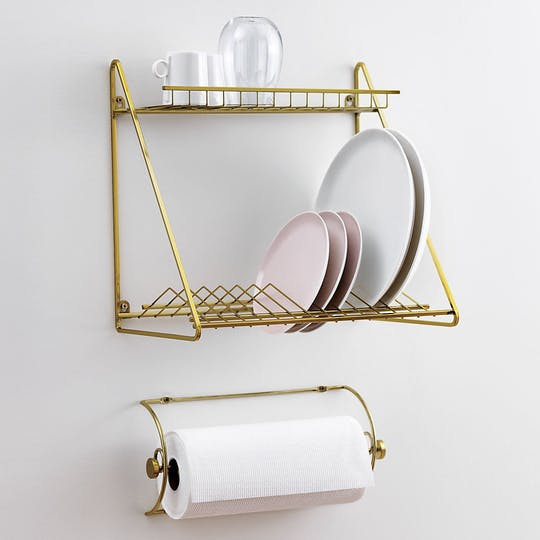 Zlato Dish Rack from CB2