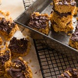Cornflake and Peanut Butter Bars