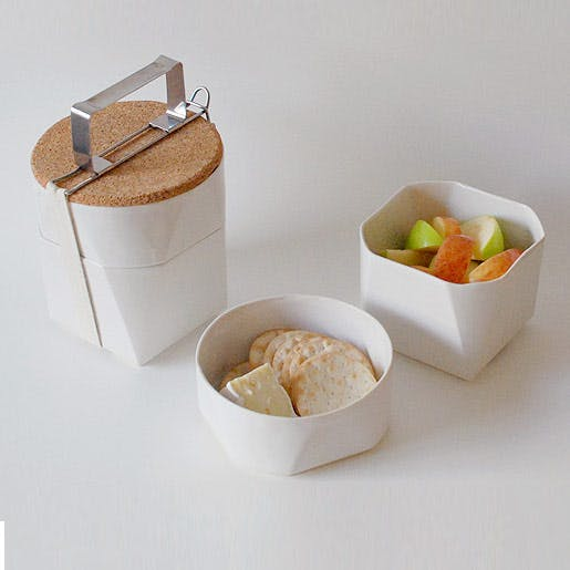 Tiffin Lunch Kit from Sinclaire Design