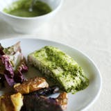 Recept: Baked Chimichurri Halibut