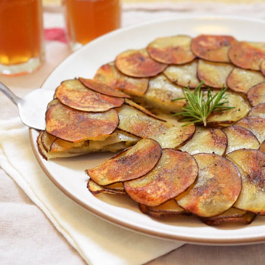 potatis purjolök